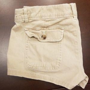 Hollister Shorts - Super soft Hollister tan shorts